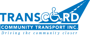 Transcord Community Transport logo